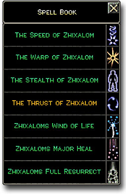 zhixalomsspells