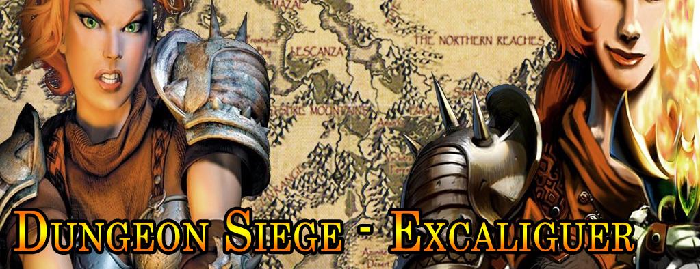 Dungeon Siege - Excaliguer